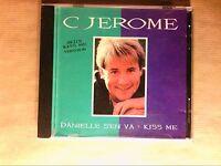 CD / C. JEROME / KISS ME / TRES BON ETAT