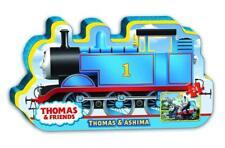 NEW  Ravensburger : Thomas & Ashima in Train Shaped Box Floor Puzzle 24 Piece