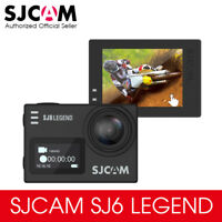 Original SJCAM SJ6 LEGEND 4K WiFi Sports Action Camera Dual Screen HD 166° FOV