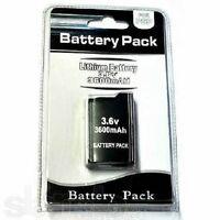 Akku Battery Batterie Sony PSP FAT 1000 1004 2000 2004 3000 3004 Accu 3600 mAh