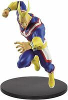 Ban Dai Banpresto Japan My Hero Academia All Might Figure (The Amazing Heroes...