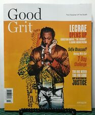 Good Grit Lecrae Opens Up Christian Music Justice Jan/Feb 2019 FREE SHIPPING JB