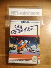 * City Connection * PAL B - NES - Nintendo Entertainment