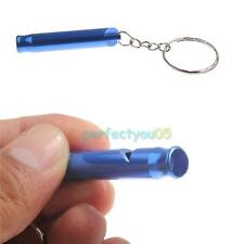 Pet Dog Training Obedience Dog Cat Whistle Keychain Pendant Decor Keyring Pocket