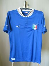 Ladies Italy team 2012/2013 home Size L Puma shirt jersey maillot Italia womens