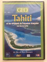 Tahiti et les archipels de Polynésie française DVD NEUF SOUS BLISTER
