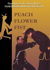 Chinese Northern Mantis Kung Fu #3 Peach Flower Dvd Grandmaster Wing