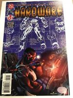 Hardware #50 Milestone DC Comic 1st Print 1997 unread NM