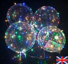 Globo para fiestas con guirnalda Led de colores Th3 Party
