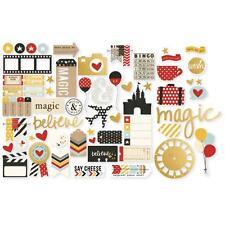 Simple Stories ~ SAY CHEESE II ~ Bits & Pieces ~ Ephemera ~ Disney
