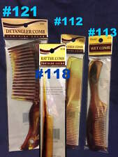 ANNIE BROWN YELLOW MIXED COLOR COMBS YOU CHOOSE