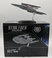Eaglemoss Star Trek Discovery # 5 USS EUROPA NCC-1648 Never Displayed Ship