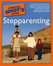 The Complete Idiot's Guide to Stepparenting, Ericka Lutz, 0028624076, Book, Good