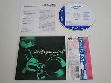 LEE MORGAN/INDEED!(BLUE NOTE TOCJ-9134) JAPAN CD ALBUM+OBI