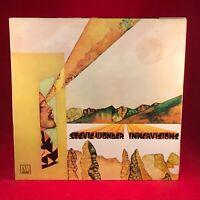 STEVIE WONDER Innervisions 1973 Portuguese Vinyl LP EXCELLENT CONDITION