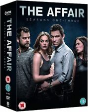 The Affair Seasons 1-3 Boxset [DVD] The Affair Season 1 2 3 Box Set Collection
