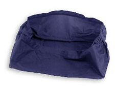 New Waterproof Plain Navy/Black Fishing Seat Box Cover to Fit Matchbox Pyramid