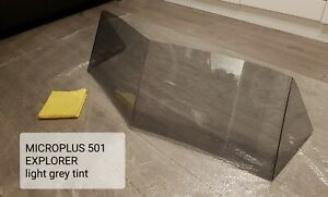 Microplus 501 Explorer Boat Screen Windshield