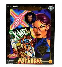 """Marvel Famous Cover Series - Psylocke 8"""" Ultra Poseable Action Figure"""