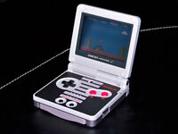Nintendo Game Boy Advance GBA SP NES Classic Edition System AGS 001 MINT NEW