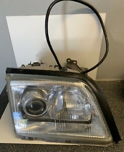 90-02 Mercedes R129 SL500 SL600 Right Passenger Headlight Head Lamp Xenon OEM