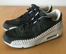 Nike Air Max 90 Woven Black White Sneakers UK8 US9 EUR42.5