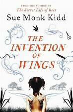 The Invention of Wings, Monk Kidd, Sue, New