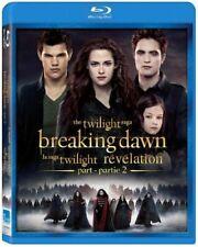 The Twilight Saga: Breaking Dawn - Part 2 (Blu-ray Disc) Francais inclus