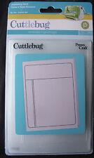 Cuttlebug Journaling Card Embossing Folder