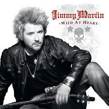 Jimmy Martin - Wild At Heart (CD)