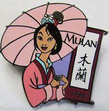 Disney 100 Years of Dreams #81 Mulan Pin