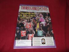 THOROUGHBRED TIMES-11-5-2005-BREEDERS CUP-SAINT LIAM WINS THE CLASSIC-VG+!