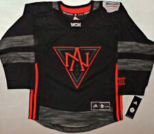NORTH AMERICA YOUTH S/M YOUNG GUNS 2016 WORLD CUP OF HOCKEY ADIDAS HOCKEY JERSEY