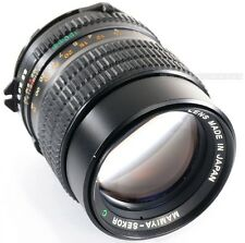 Mamiya-Sekor C 150mm f3.5 N for Mamiya 645 SUPER, 645 PRO & PRO TL, M645 1000s