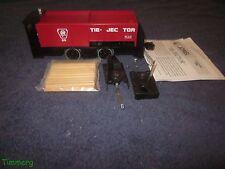 Lionel Trains 6-18427 Prr Pennsylvania 55 Tie-Jector Motorized Unit #Et