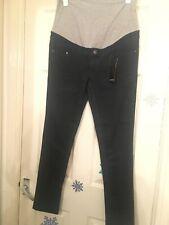 "Stunning ESMARA Maternity Jeans Super Skinny Fit Indigo 31"" Leg UK 18 Over Bump"