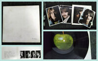 MAKE AN OFFER - The Beatles white album LP - 1st American Pressing -COMPLETE-