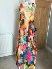 BNWT FUSION @ MONSOON STUNNING MAXI DRESS IN SIZE 8