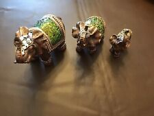 More details for set of three elephants