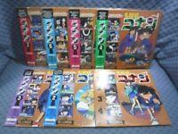 CONAN PART 1 ~ 5 LD (laser disc) all 36 volumes set