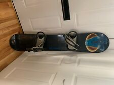 """New listing snowboard, black, 54"""", good condition, unknown brand"""