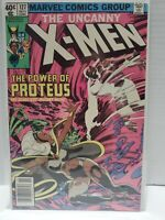 Uncanny X-men #127 john Byrne 2nd mutant X-Proteus Very Fine 8.0