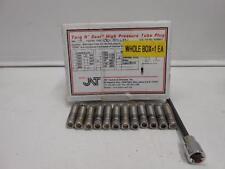 "Jnt 490-510 Torq N' Seal High Pressure Tube Plug Torque 250-300Lb 1/4"" Hex"