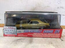 Classic Metal Works 1:24 1969 Chevrolet Camaro Z/28