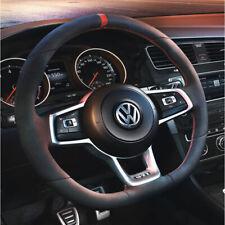Genuine VW Golf 7 GTI MK7 Alcantara Sport Steering Wheel with DSG and Shift Knob