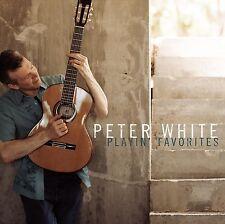 Peter White Playin' Favorites (Guitar) CD