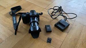 Samsung NX5 Spiegelreflexkamera Gebraucht
