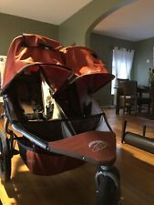 Jogging Double Stroller - Bob Revolution