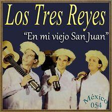 LOS TRES REYES Mexico Collection CD #54/100 - MEXICAN Trio Bolero Canción Vals