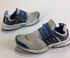 Mens 2002 Nike Air Presto Primo Distressed Shoes Blue White Size Medium